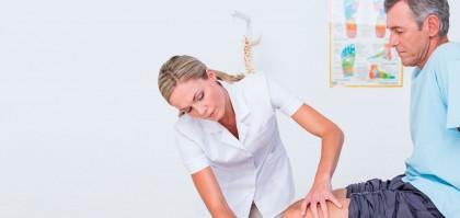 Fisioterapeuta en Madridejos